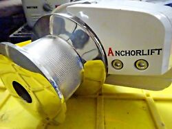 Anchorlift Windlass W/ Drum And 8mm Gypsy No Motor Head Unit Top Only