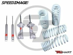 Truhart For 13-16 Honda Accord And 05-17 Tlx Sport Shocks And Lowering Springs Set