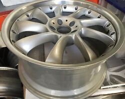 Lorinser Lm6 2 Pc 20 X 10 Et38 5112 Silver Used Made In Germany One Wheel Only