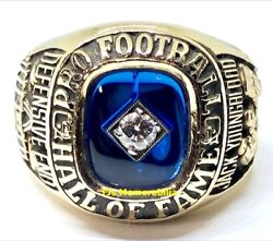 2001 NFL FOOTBALL HALL OF FAME HOF CHAMPION CHAMPIONSHIP RING JACK YOUNGBLOOD