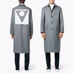 2018SS Maison Margiela × Mackintosh Stainless Color Coat Size 44 Only 100 Rare