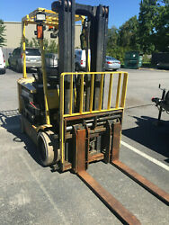 2007 Hyster E60z-33 Electric Forklift