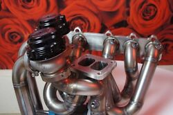 [package] T4 Twinscroll 2jz-gte Exhaust Manifold