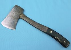Vintage Old Us 1953-60's Marbles Gladstone Safety Axe 2 Camping Hatchet
