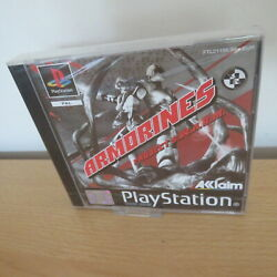 Armorines Project S.w.a.r.m. Sony Playstation 1 Ps1 New Factory Sealed Pal