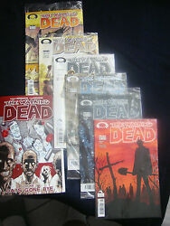 The Walking Dead Volume I - Rare Peruvian Variant Lot Of 6 Complete 1-6 Sealed.