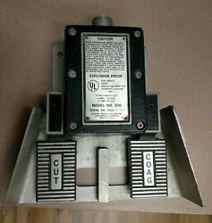 Valley Lab Force Esu Foot Pedal