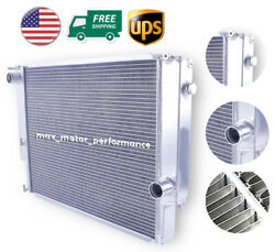 All Aluminum Cooling Radiator 2 Rows For 1992-1999 Bmw E36