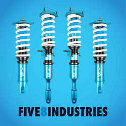 Five8 Industries For 03-06 Infiniti G35 Sedan & Coupe Height Adjustable Coilover