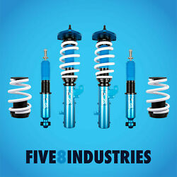 Five8 Industries For 08-15 Chevrolet Cruze Coilovers Height Adjustable Kits