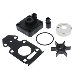 Water Pump Impeller Kit For Yamaha 9.9hp 15 Hp 18hp 2 Stroke Outboard