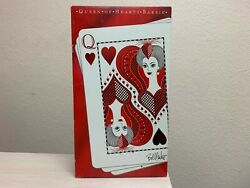 Queen Of Hearts Barbie By Bob Mackie Collection Sketch