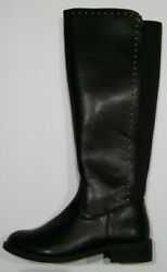 Womens New! LC LAUREN CONRAD Devotion Knee High Boots Black Size 6.5  Winter