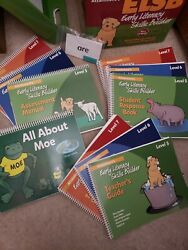 Attainmentand039s Elsb - Early Literacy Skills Builder Not A Complete Set