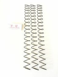 3 New Wolff +5 Extra Power Mag Springs For 9mm Glock Magazine In 33 31 Ct