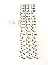 3 New Wolff 5% Extra Power Mag Springs For 9mm Glock Magazine In 33 31 Ct