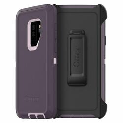 Samsung Galaxy S9 Plus Case Protective Cover Shockproof Belt-Clip Holster