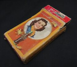 1940's Vintage Coca-cola Playing Cards In Original Box, 52 Cards In Deck