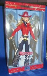 Barbie Collectibles Collector Edition Western Chic Barbie Doll, Nrfb