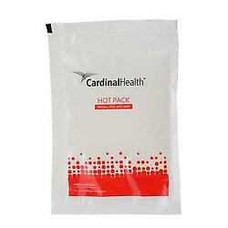 Cardinal Health Hot Pack Instant Chemical Activation 6 X 9 Inch Case Of 24