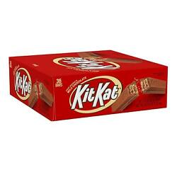 Kit Kat Chocolate Candy Bars Bulk (1.5 oz. 36 ct.)