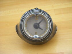 Vintage Jaeger Watch Co. Hot Rod Automobile Clock New York Rare Wow
