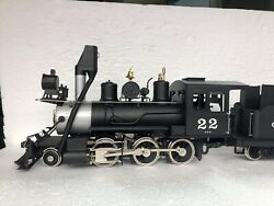Aster Hobby Gauge One C&S Mogul No22 Electric Version