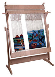 Ashford TAPESTRY LOOM Extra Wide 29quot;h x 40quot;w with bobbins