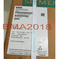 1pc Brand New Siemens 6se6440-2ud31-5db1 One Year Warranty Fast Delivery
