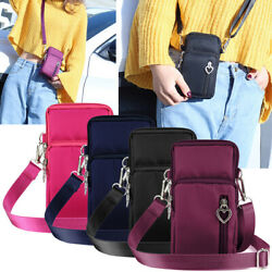 Women Small Cross body Cell Phone Case Shoulder Bag Pouch Handbag Purse Wallet $8.79