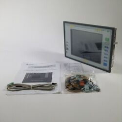 Uniop Er-vga-0045 Color Touch Screen Operator Interface Panel Display New Nfp