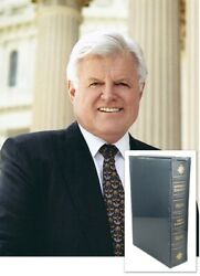 True Compass Edward Ted Kennedy Limited Signed Edition 1,000 Slipcased Sealed.