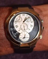 New Philip Stein Dual Time
