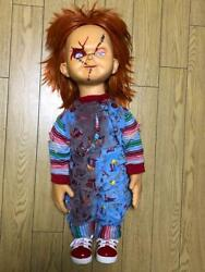 Life-size Chucky Doll Super Real Child Play Halloween