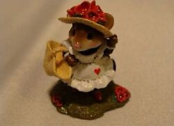 Wee Forest Folk Special Color R/w/b To Market