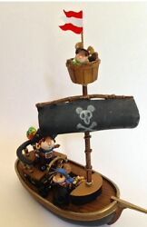 Wee Forest Folk Special Color Finding Treasures Pirate Ship
