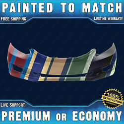 New Painted To Match Front Bumper Cover For 2013 2014 2015 Honda Civic Sedan 4dr
