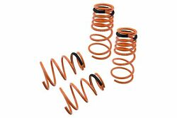 Megan Racing For 09-16 Toyota Venza Fwd Lower Lowering Coilovers Springs Set