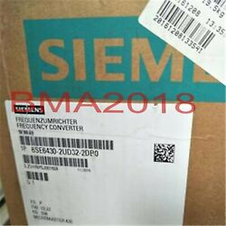 1pc Brand New Siemens 6se6430-2ud32-2db0 One Year Warranty Fast Delivery