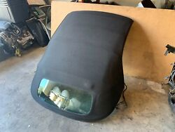 BMW 2014-2019 F23 228I 230 CONVERTIBLE TOP COVER GLASS COMPLETE ASSEMBLY OEM 33K