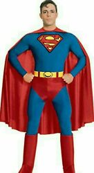 Adult Original Superman Costume DC Comics superhero