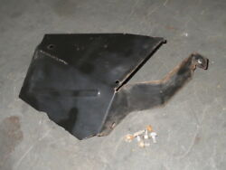 Scotts By John Deere S1742 Sabre Side Heat Shield Gx10067blk