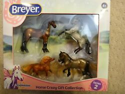 Breyer Stablemates Horse Crazy Gift Collection Series 2 Scale 1:32 No. 97248