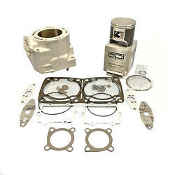 New Replated Arctic Cat Oem Cylinder Spi Piston Gaskets 10-17 98b4 M8 M800 F8