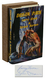 Dream Park Larry Niven And Steven Barnes Signed Limited First Edition 1981 1st