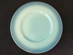 Set Of 4 Bobby Flay Ombre Blue 11 1/4 Dinner Plates - Free Shipping