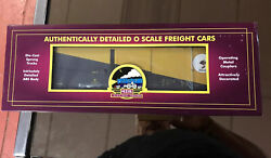 M.t.h. Mth Electric Trains 0 Scale Freight Car Chesapeake And Ohio W Youngsto