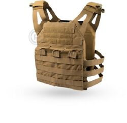 Crye Precision Jpc Jumpable Plate Carrier Vest - Large - Coyote Tan