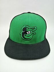 New Era 59fifty Baltimore Orioles Authentic Official On-field Cap Fitted 7 3/4