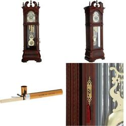 Howard Miller 611-031 The J.H. Miller Ii Grandfather Clock By BRAND NEW ITEM!!!